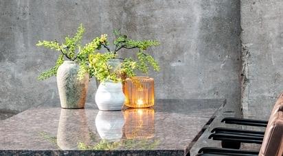 Granieten tafelbladen
