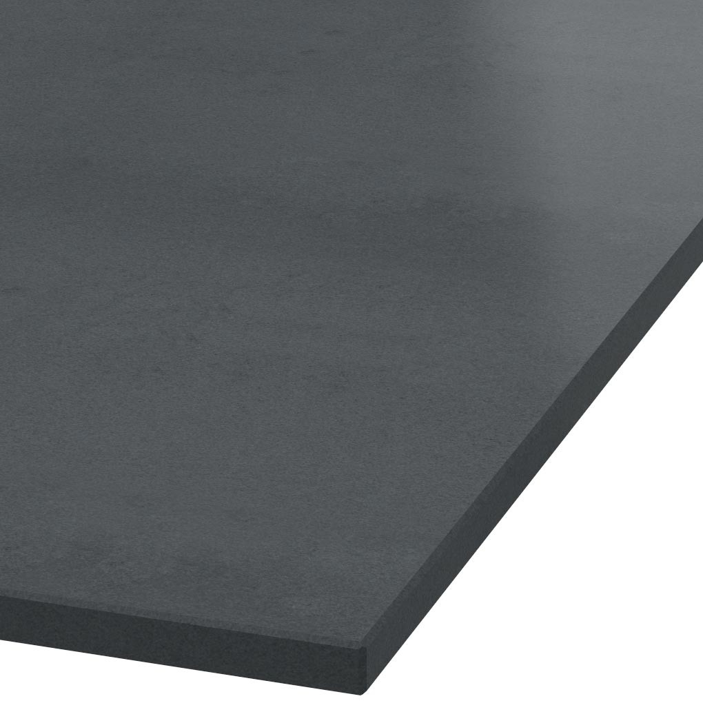 Blad 20mm dik Absolute Black graniet (gezoet)