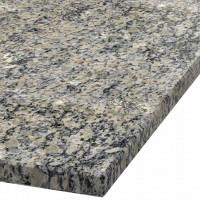 Blad 30mm dik Giallo Santa Sicilia graniet (gezoet)