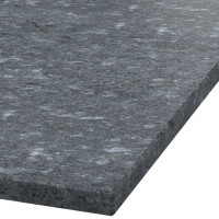 Blad 30mm dik Steel Grey graniet (leathered)