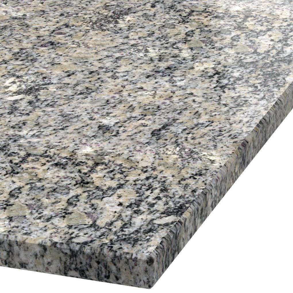 Blad 30mm dik Giallo Santa Sicilia graniet (gepolijst)